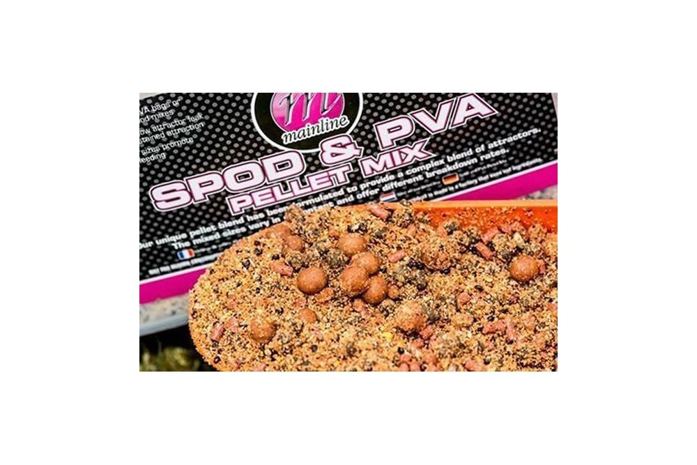Mainline Baits Spod & PVA Pellet Mix 2kg