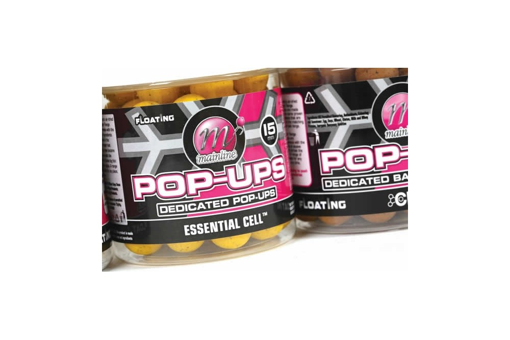 Mainline Baits Essential Cell Popups