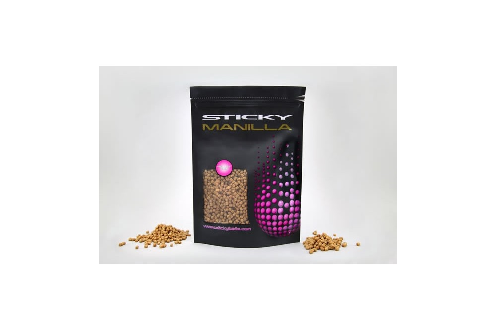 Sticky Baits Manilla Pellets