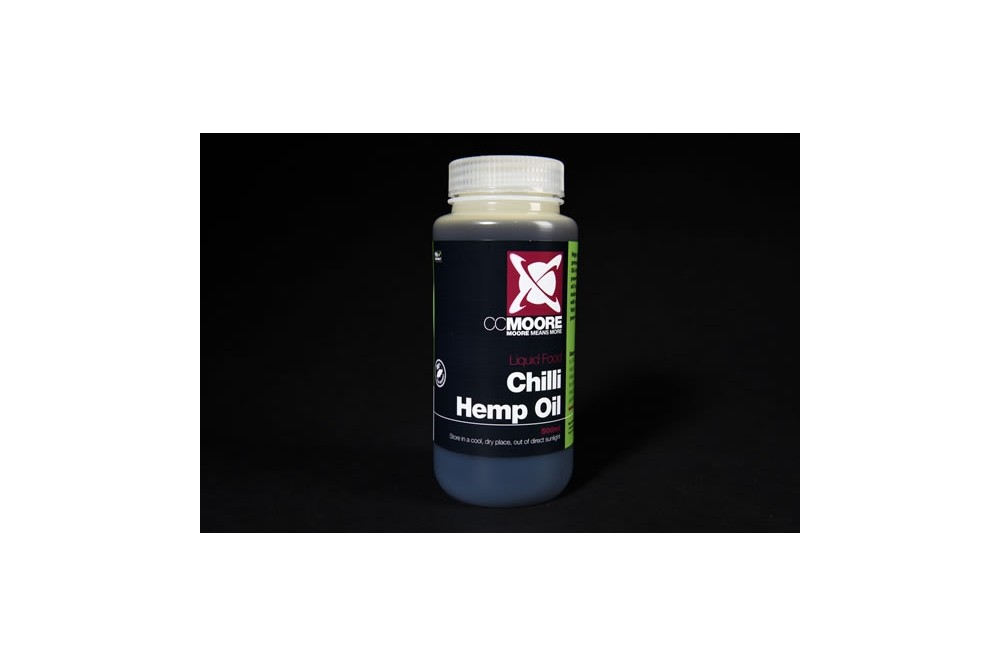 CC Moore Chilli Hemp Oil 500ml
