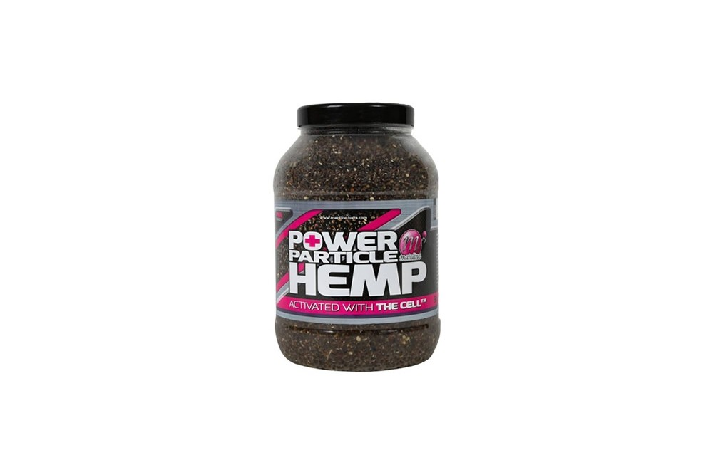 Mainline Baits Power Particles Hemp