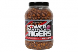 Mainline Baits Power Particles Tigers With Multi-Stim
