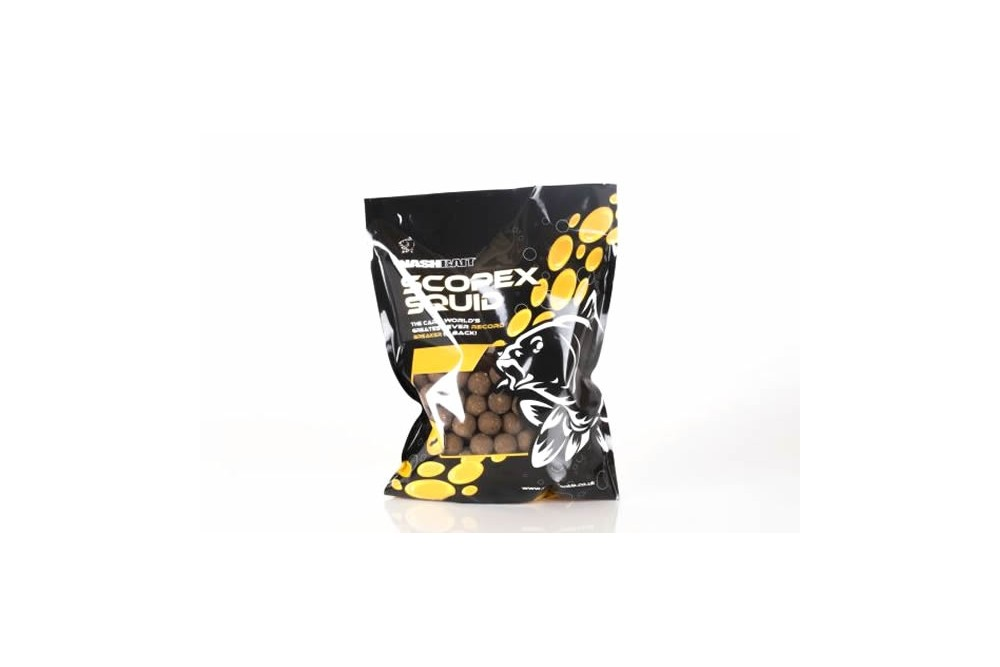 Nash Baits Scopex Squid Frozen Boilies 5kg