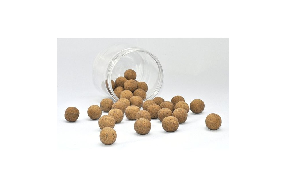 Proper Carp Baits Black Seal Hardened Hookbaits