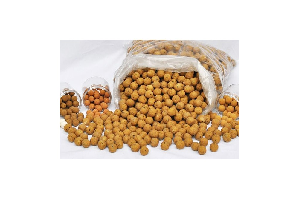 Proper Carp Baits Gold Seal Bulk Shelflife Boilies Deal