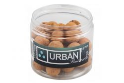 Urban Bait Strawberry Nutcracker Hardened Hookbaits 14mm