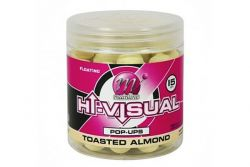 Mainline Baits Hi Vis Toasted Almond Popups