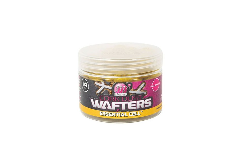 Mainline Baits Essential Cell Cork Dust Wafters 14mm