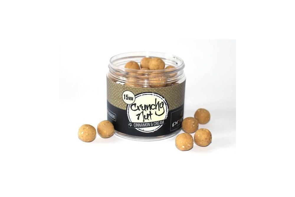 Proper Carp Baits Crunchy Nut Wafters 15mm