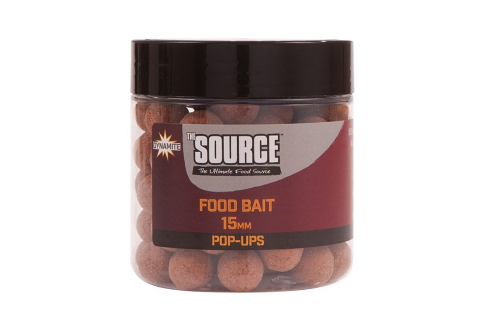 Dynamite Source Foodbait Pop Ups