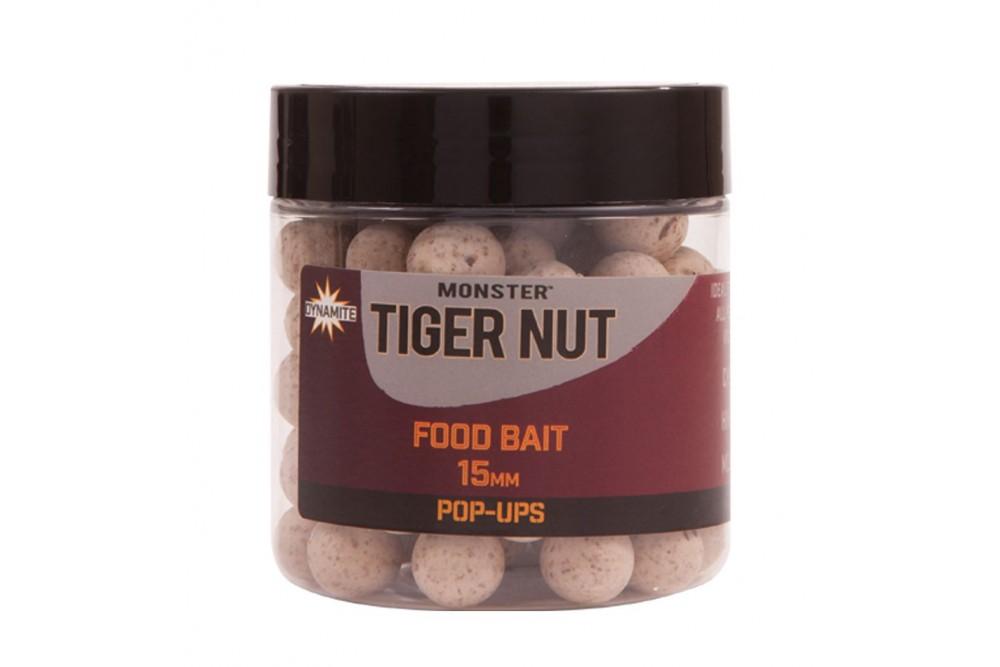 Dynamite Monster Tiger Nut Foodbait Pop Ups 15mm