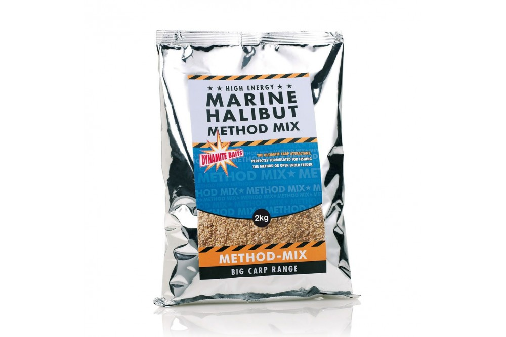 Dynamite Marine Halibut Method Mix