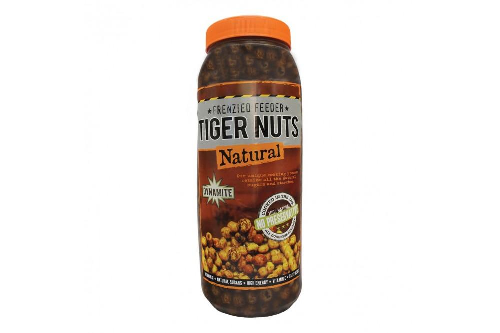 Dynamite Frenzied Feeder Monster Tiger Nuts Jar 2.5ltr