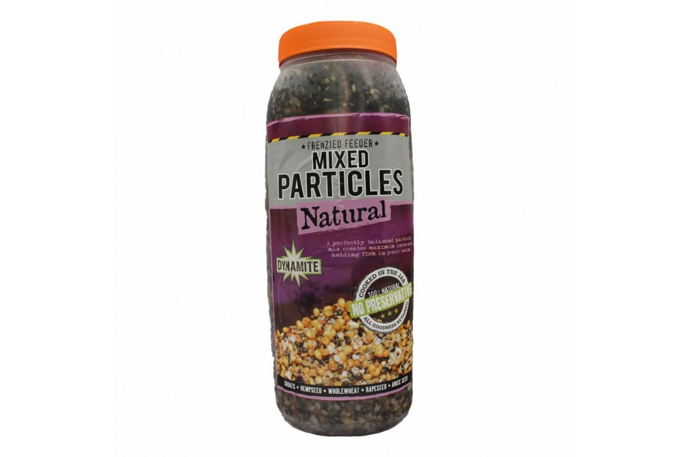 Dynamite Frenzied Feeder Mixed Particles Jar 2.5ltr