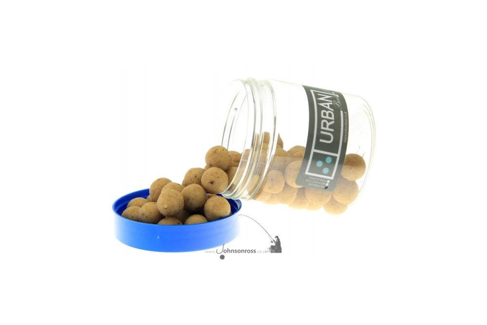 Urban Bait Nutcracker Hardened Hookbaits 18mm